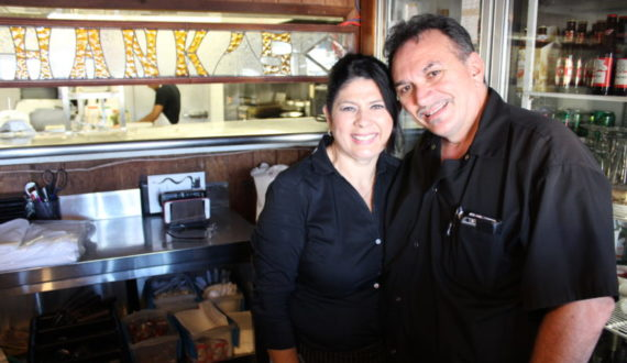 Jorge and Julie Curiel